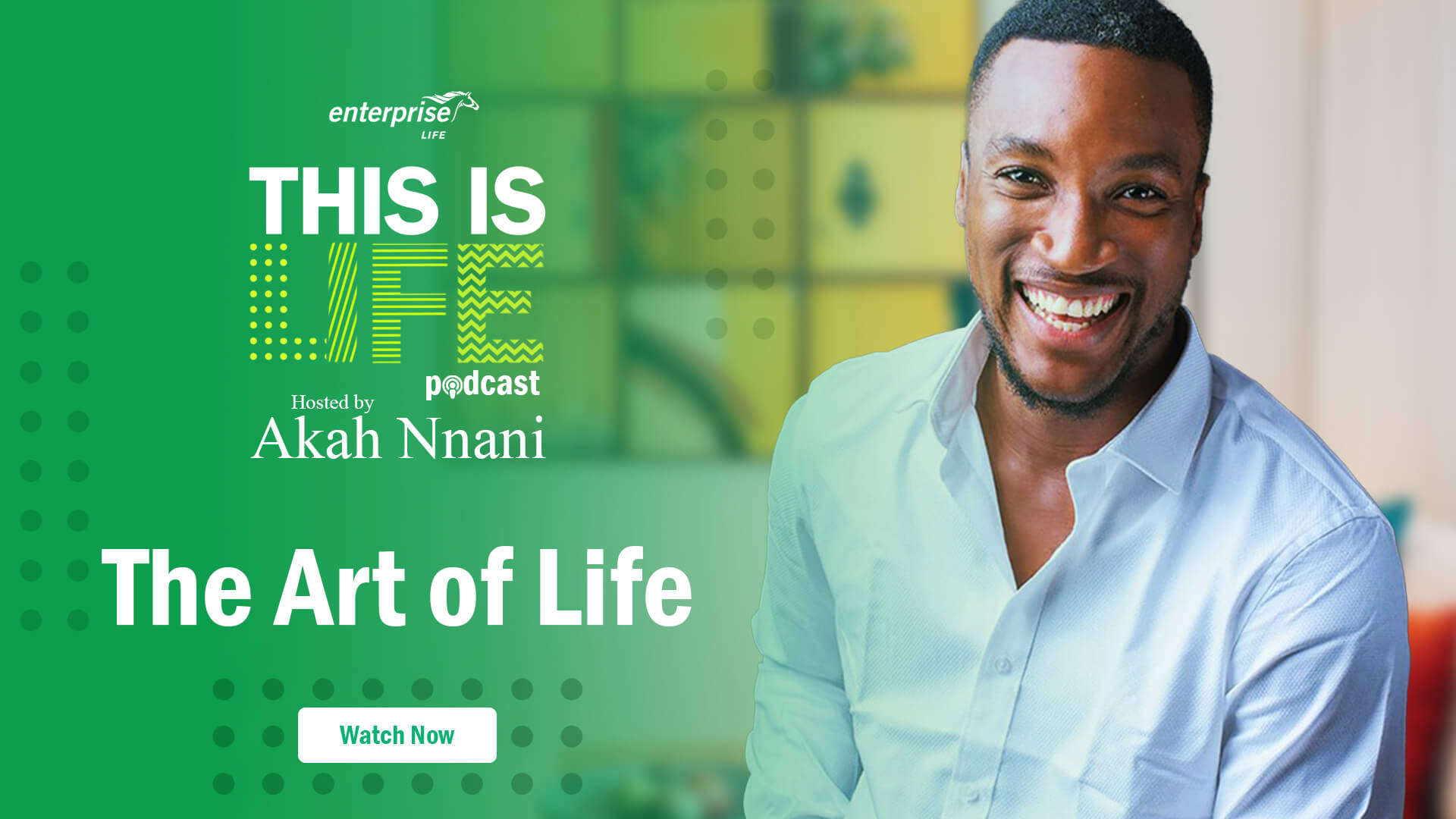 this is life web banner
